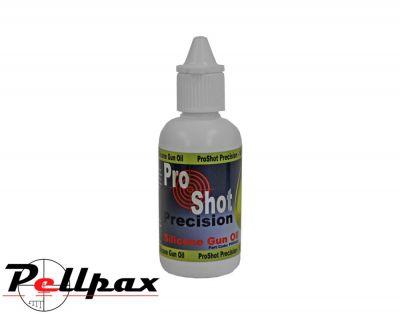 ProShot Precision 'A' Grade Silicone Gun Oil 30ml