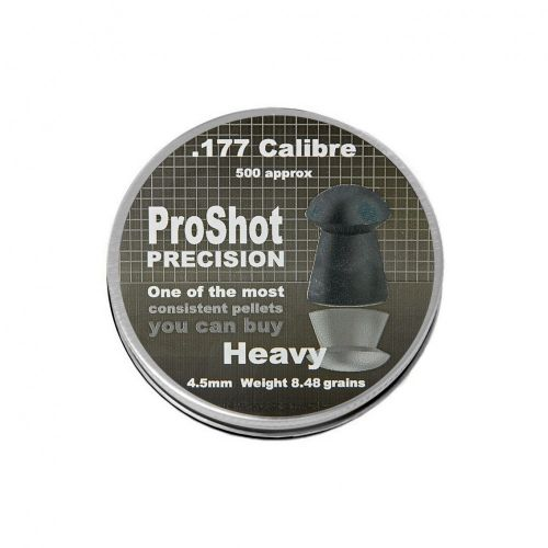 ProShot Precision Heavy .177 x 500