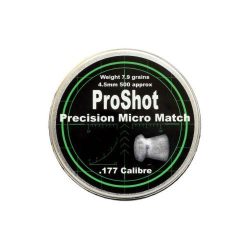 ProShot Precision Micro Match .177 x 500