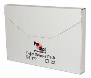 ProShot Precision Pellet Sample Pack .177
