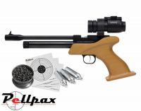 ProShot CP1 Complete Kit - .177 Pellet Air Pistol