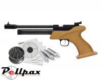 ProShot CP1 Starter Kit - .177 Pellet Air Pistol