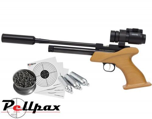 ProShot Pro-Target Stealth Kit - .177 Pellet Air Pistol