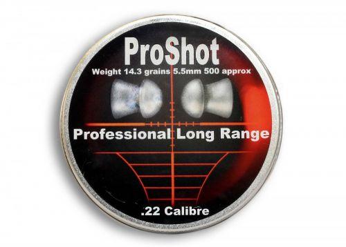 ProShot Professional Long Range .22 x 500