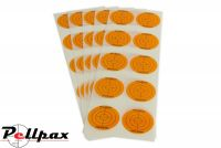 ProShot Spinning Target Replacement Stickers x 50