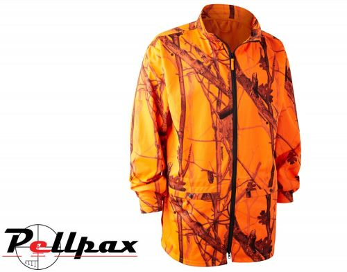 Protector Pull-over Jacket in Orange Camo by Deerhunter