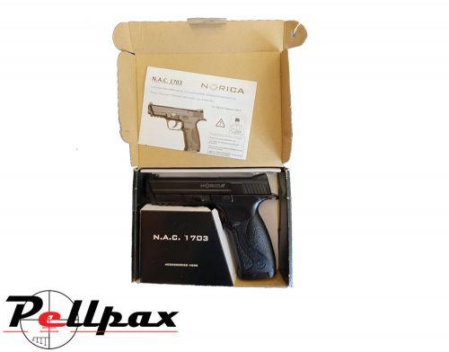 Norica NAC 1703  - 4.5mm Air Pistol - Preowned