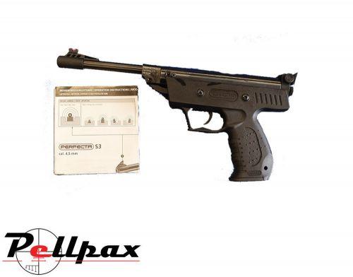 Perfecta S3 - 177 Air Pistol - Preowned