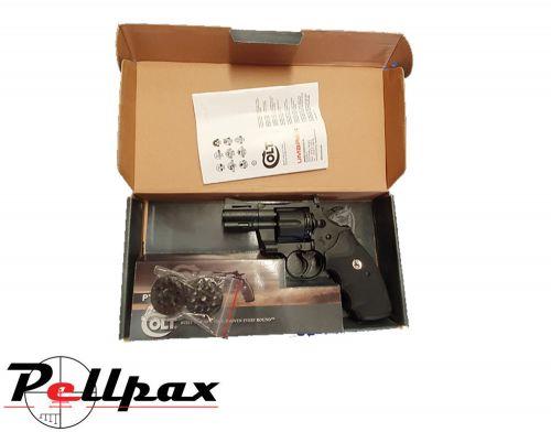 "Colt Python 2.5"" - 4.5mm & .177 Air Pistol - Preowned"