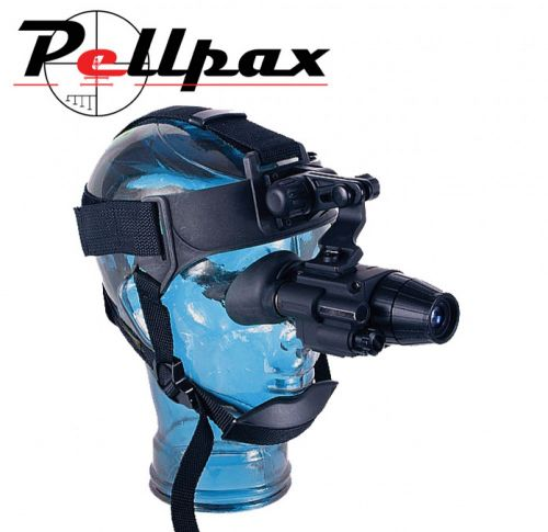 Pulsar Challenger G2+ 1x21 Night Vision Goggles - Gen 2+ Russian