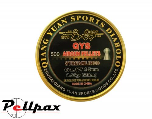 QYS Streamlined - .177 x 500