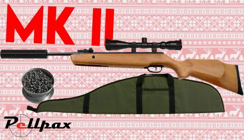 Pellpax Rabbit Sniper MKII - .22 Air Rifle