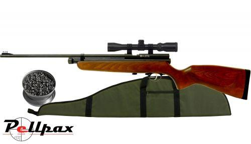 Rat Sniper Combo Kit - .22 CO2 Air Rifle