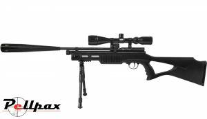 Rat Sniper Tactical - .22 CO2 Air Rifle