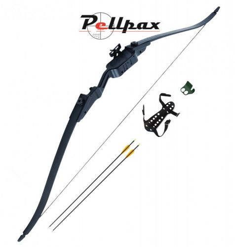 Petron Stealth Youth Recurve Shoot Through Kit