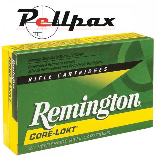Remington Core-Lokt 130 Grain - .270 Win