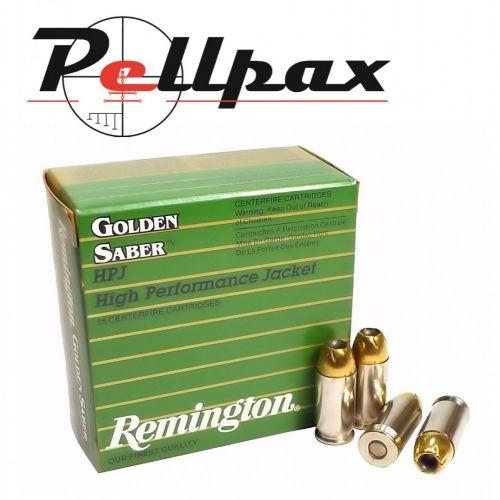Remington Golden Saber - 9mm Luger