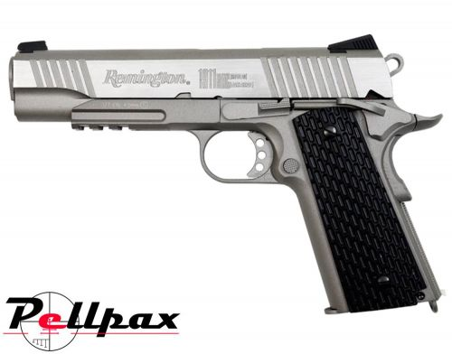 Remington 1911 RAC Silver - 4.5mm BB Air Pistol