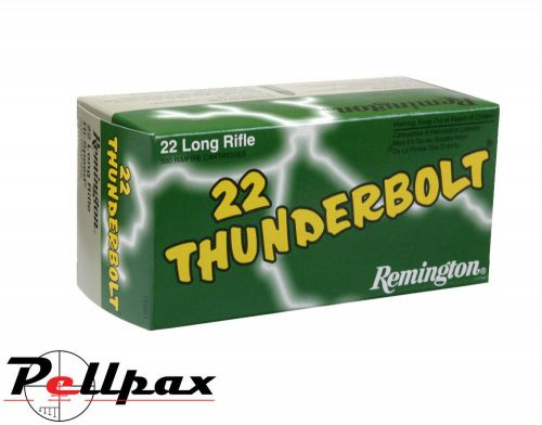 Remington .22 Thunderbolt - .22LR