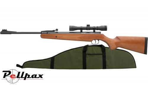 Remington Express Compact Air Rifle .22 & FREE Gunbag!