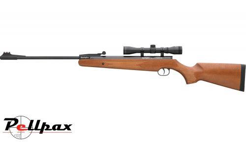 Remington Express .22 Pellet Spring Rifle + Bag + Scope (3-9 x 32) - Second Hand