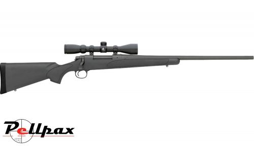 "Remington Model 700 ADL Synthetic 24"" + 3-9x40 Scope"