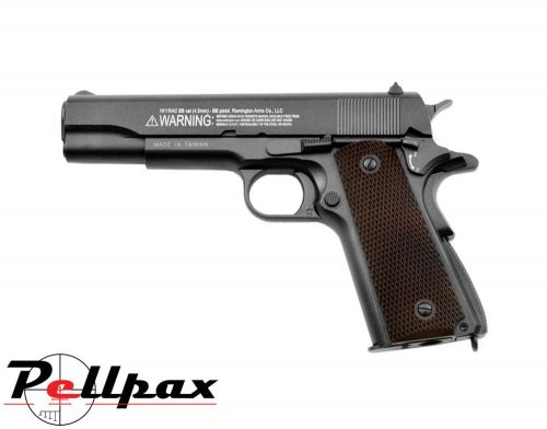Remington P-1911 RAC - 4.5mm BB Air Pistol