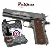 Remington P-1911 RAC 4.5mm With Hard Case - Spring Sale!