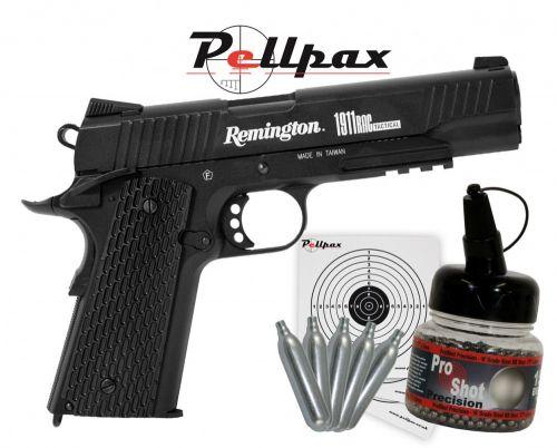 Remington P-1911 RAC Tactical 4.5mm - Summer Special!