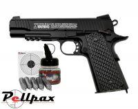 Remington P-1911 RAC Tactical Kit - 4.5mm BB Air Pistol