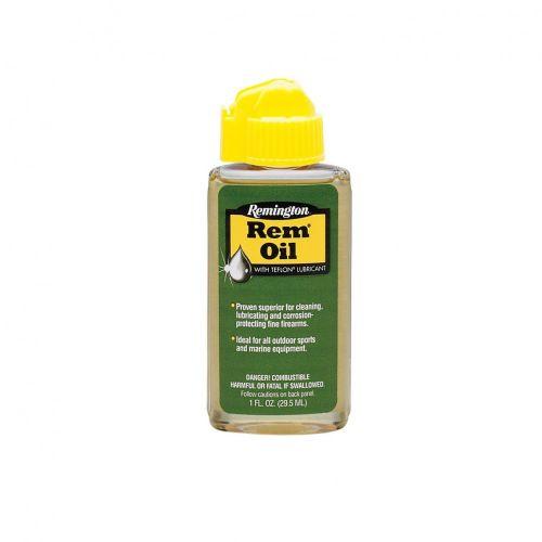 Remington Rem Oil 1oz. Bottle