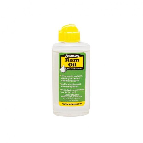 Remington Rem Oil 2oz. Bottle