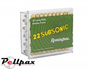 Remington Subsonic - .22LR