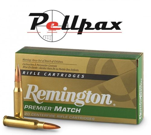 Remington Premier Match 62 Grain - .223 Rem