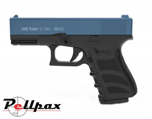 Retay G19C - 9mm P.A.K