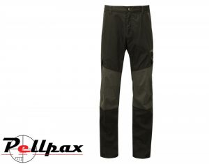 Rib Stop Cordura Trousers Green By ShooterKing