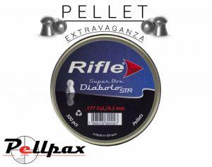 Rifle Airgun Ammunition Diabolo STR .177 x 500