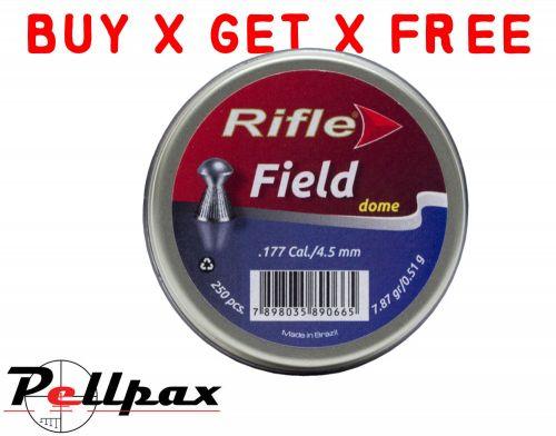 Rifle Field Dome - .177 x 250 - Buy x Get x Free!