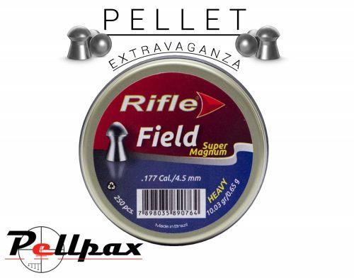 Rifle Airgun Ammunition Field Super Magnum .177 x 250