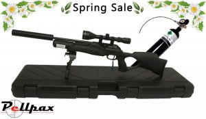 Walther Rotex RM8 Varmint Deluxe Kit