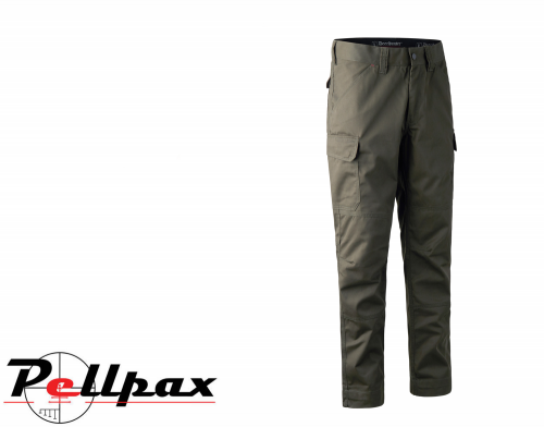 Rogaland Expedition Trousers in Adventure Green by Deerhunter