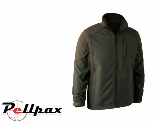 Rogaland Softshell Jacket in Adventure Green by Deerhunter