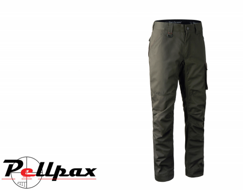 Rogaland Trousers in Adventure Green by Deerhunter