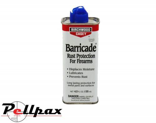 Birchwood Casey Barricade Rust Protection 4.5oz Tin