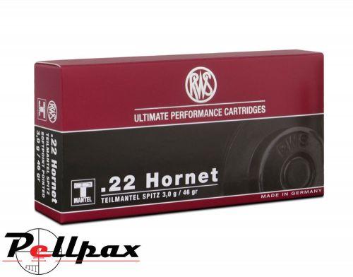 RWS Match - .22 Hornet