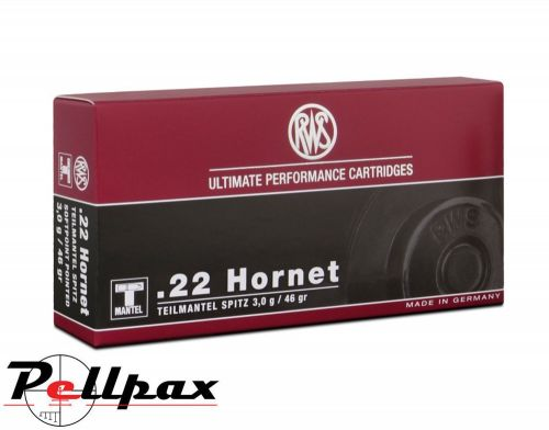 RWS Softpoint - .22 Hornet