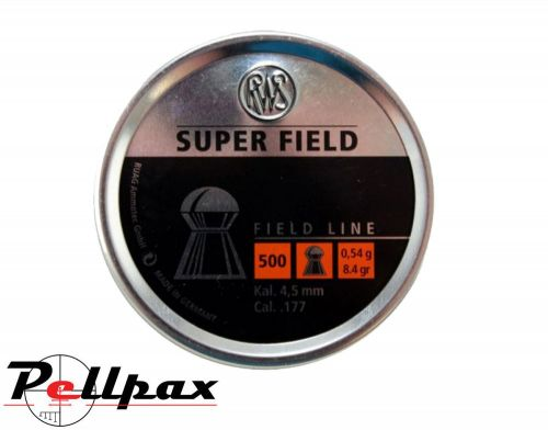 RWS Super Field .177 x 500