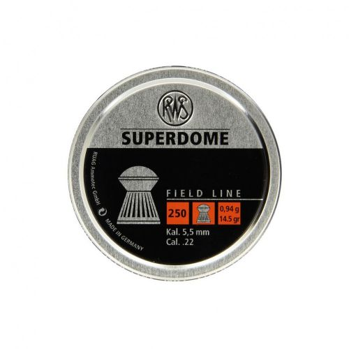 RWS Superdome .22 Pellets x 500