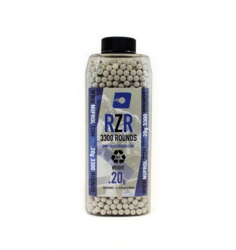 NP RZR Biodegradable BBs x 3300