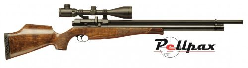 Air Arms S510 FAC High Power Walnut - .22